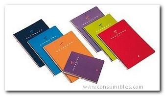 Comprar Cuadernos con espiral gama escolar 084344 de Guerrero online.