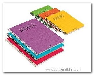 Comprar Cuadernos con espiral gama escolar 086694 de Papyrus online.