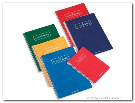 Comprar Cuadernos con espiral 092381 de Guerrero online.