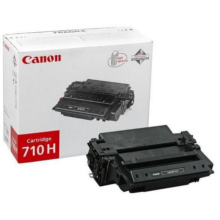 Cartucho de toner CARTUCHO DE TONER NEGRO CRG-710H CANON CRG-710H