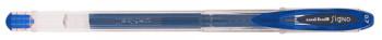 ENVASE DE 12 UNIDADES BOLIGRAFO UNI-BALL ROLLER UM-120 SIGNO 0,7 MM TINTA GEL COLOR AZUL
