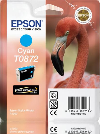 Comprar cartucho de tinta C13T08724010 de Epson online.