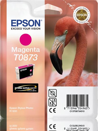 Comprar cartucho de tinta C13T08734010 de Epson online.