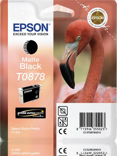 Comprar cartucho de tinta C13T08784010 de Epson online.