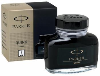 PARKER TINTERO QUINK 57 ML NEGRO S0037460