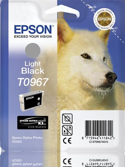 Comprar cartucho de tinta C13T09674010 de Epson online.
