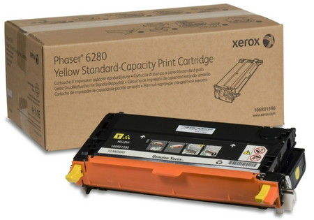 Comprar cartucho de toner 106R01390 de Xerox-Tektronix online.