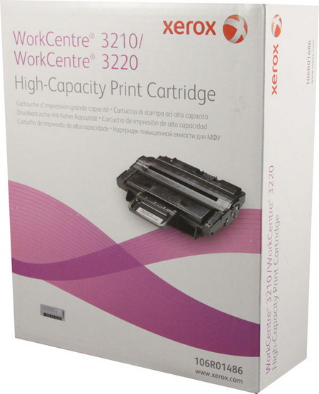 Comprar cartucho de toner 106R01486 de Xerox-Tektronix online.