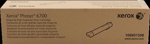 Comprar cartucho de toner 106R01508 de Xerox-Tektronix online.