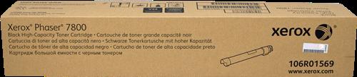 CARTUCHO DE TONER NEGRO ALTA XEROX-TEKTRONIX 106R1569
