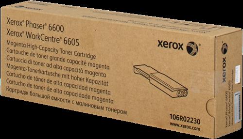 CARTUCHO DE TÓNER MAGENTA ALTA XEROX-TEKTRONIX 106R2230