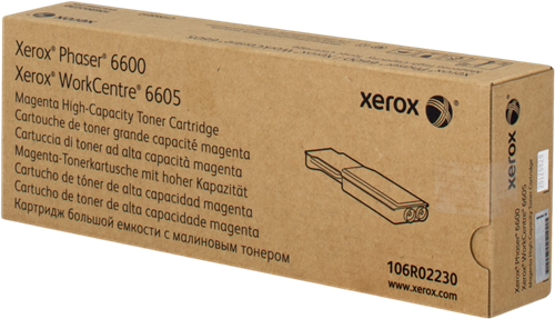 Comprar cartucho de toner 106R02230 de Xerox-Tektronix online.