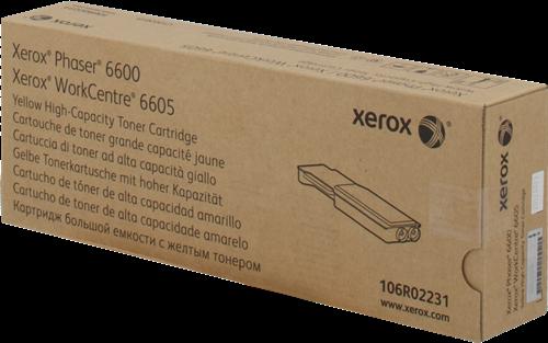 Comprar cartucho de toner 106R02231 de Xerox-Tektronix online.