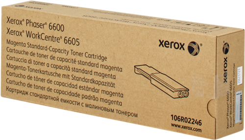 Comprar cartucho de toner 106R02246 de Xerox-Tektronix online.