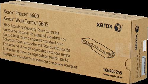 CARTUCHO DE TONER NEGRO XEROX-TEKTRONIX 106R2248