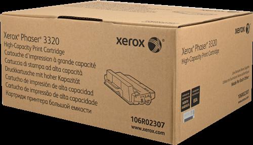 CARTUCHO DE TÓNER NEGRO ALTA XEROX-TEKTRONIX 106R2307