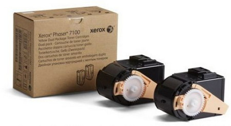 Comprar pack 2 cartuchos de toner 106R02602 de Xerox online.