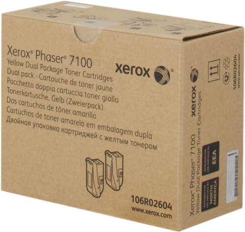 Comprar cartucho de toner 106R02604 de Xerox-Tektronix online.