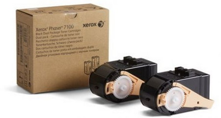 Comprar pack 2 cartuchos de toner 106R02605 de Xerox online.