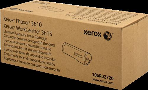 Comprar cartucho de toner 106R02720 de Xerox online.