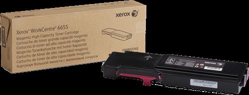 Comprar cartucho de toner 106R02745 de Xerox online.