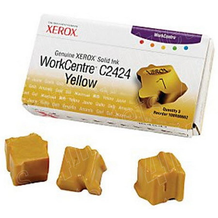 Comprar Pack de 3 cartuchos de tinta 108R00662 de Xerox online.
