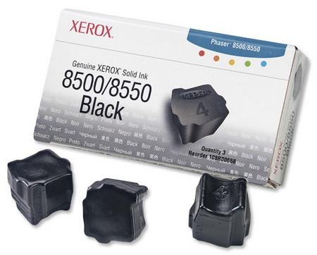 Cartucho de tinta CARTUCHOS DE TINTA 3 BARRAS TINTA SOLIDA NEGRO CARTUCHOS DE TINTA 3 XEROX-TEKTRONIX 108R668