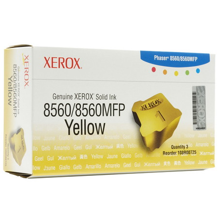 Comprar cartucho de tinta 108R00725 de Xerox-Tektronix online.