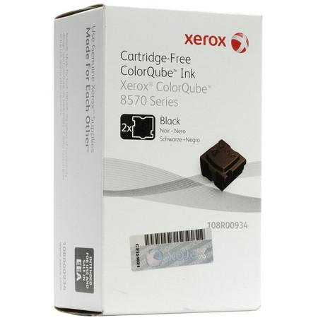 Comprar Pack 2 cartuchos de tinta 108R00934 de Xerox online.