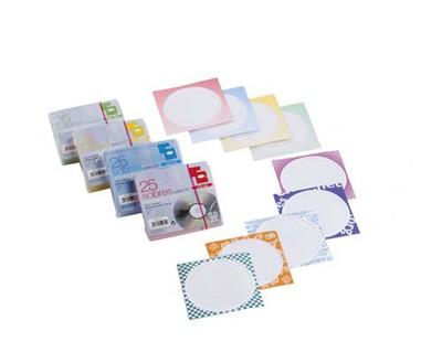 Sobres Especiales UNIPAPEL SOBRES 50 UD ESPECIAL PARA CD/DVD 125X125 OFFSET BLANCO HUMECTABLE 12025