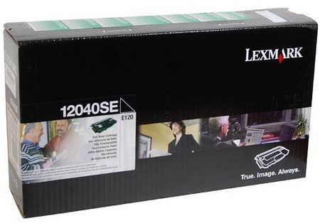 Comprar cartucho de toner 12040SE de Lexmark online.