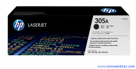 Comprar cartucho de toner CE410A de HP online.