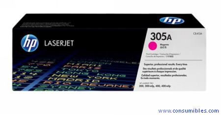 Comprar cartucho de toner CE413A de HP online.
