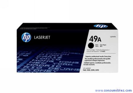 Comprar cartucho de toner Q5949A de HP online.