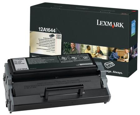 Comprar cartucho de toner 12A1644 de Lexmark online.