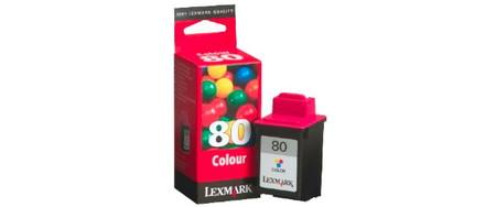 Comprar cartucho de tinta 12A1980E de Lexmark online.