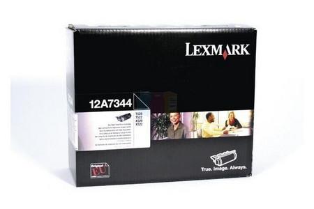 Comprar cartucho de toner 12A7344 de Lexmark online.