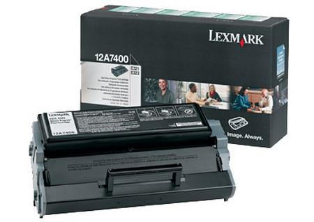 Comprar cartucho de toner 12A7400 de Lexmark online.