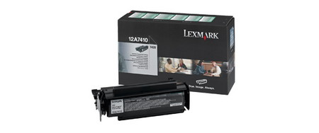 Comprar cartucho de toner 12A7410 de Lexmark online.