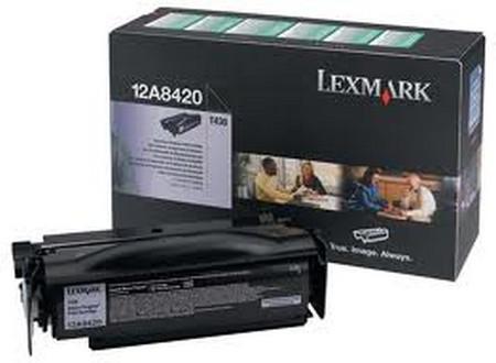 Comprar cartucho de toner 12A8420 de Lexmark online.