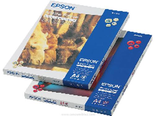 EPSON PAPEL FOTOGRAFICO C13SO41068 PAQUETE 100 HOJAS A3 102 G MATE C13S041068