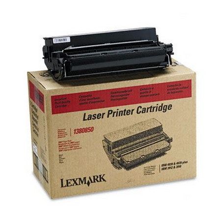 Comprar cartucho de tinta 1380850 de Lexmark online.