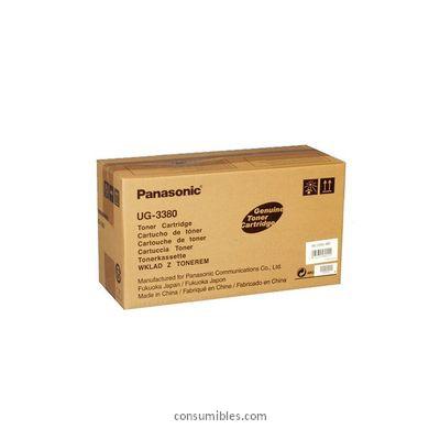 CARTUCHO DE TONER NEGRO CARTUCHO DE TONER FAX UF 585/595 PANASONIC UG-3380