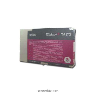 CARTUCHO DE TINTA MAGENTA EPSON T6163