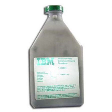 Cartucho de toner REVELADOR LASER IBM