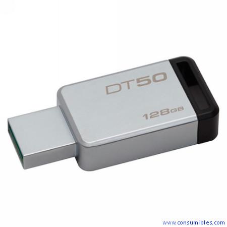Comprar Periféricos DT50-128GB de Kingston online.
