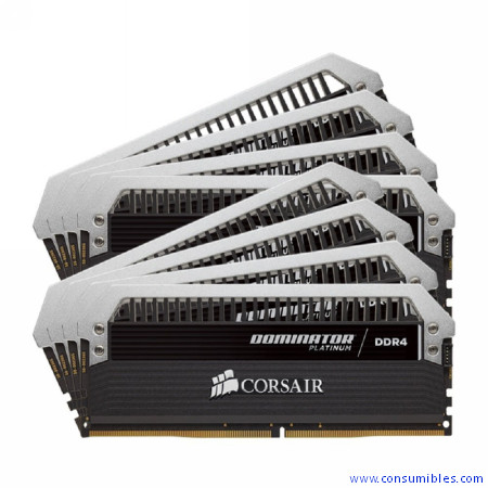 MEMORIA CORSAIR 128GB (8X16GB) DDR4 3200 C16