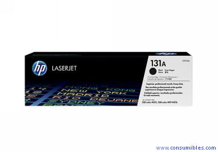 Comprar cartucho de toner CF210A de HP online.