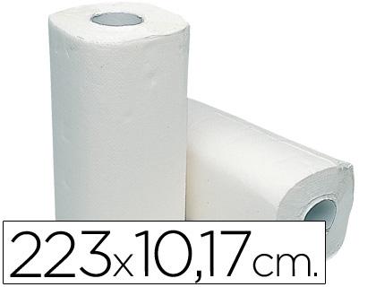 Cápsulas para magdalenas PAPEL DE COCINA OLIMPIC 52 HOJAS DE 223X10,17 CM -PAQUETE DE 2 UNIDADES