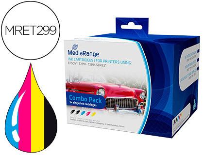 Comprar Cartucho de tinta MRET299 de MediaRange online.